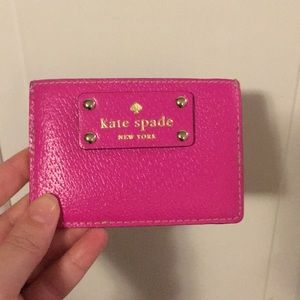 Kate Spade Small card holder